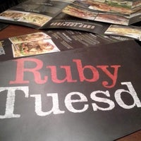 Photo taken at Ruby Tuesday by Paula H. on 2/27/2014