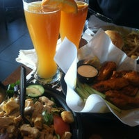 Photo taken at Buffalo Wild Wings by Anna R. on 3/10/2013