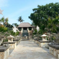 Photo taken at Ayana Resort and Spa by Dewi H. on 12/8/2012