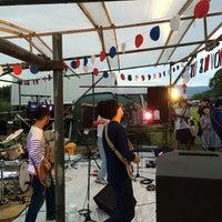 Photo taken at 狩野川さくら公園 by Wataru N. on 9/20/2014