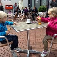 Photo taken at Bakkerij Moeskops by Andre D. on 4/13/2014