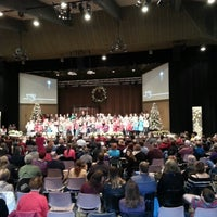 Photo taken at Faith Baptist Church by Weston R. on 12/23/2012