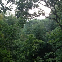 Photo taken at Ledges State Park by Andrew F. on 9/9/2013
