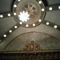 Photo taken at Springfield Little Theatre by Erin S. on 10/21/2012