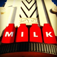Photo taken at Milk by Neil A. on 4/16/2013
