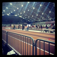 Photo taken at Rector Field House by Ryan H. on 1/25/2013