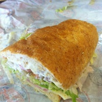 Photo taken at Jersey Mike's Subs by Winnie R. on 9/7/2014