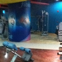 Photo taken at Fitness First by Kiel C. on 10/29/2012