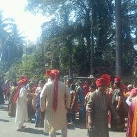Photo taken at Hotel Kalasagar by Prathmesh S. on 11/30/2012