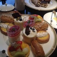 Photo taken at Four Seasons Hotel by Nazokat F. on 9/15/2012