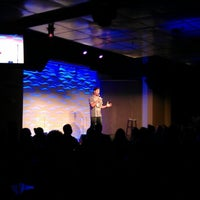Photo taken at Parlor Live Comedy Club by Zach on 7/6/2013