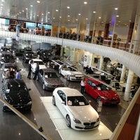 Photo taken at BMW АВТОDOM by 💞😻LLL TTT😍💞 on 4/11/2013