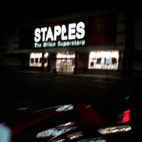 Photo taken at Staples by Robert H. on 5/11/2013