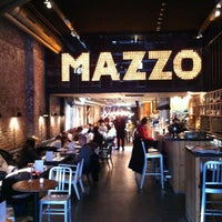Photo taken at Mazzo by Damien F. on 11/24/2012