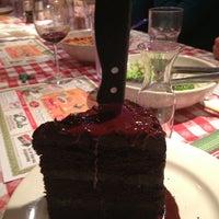 Photo taken at Buca di Beppo Italian Restaurant by Amber B. on 11/24/2013