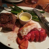 Photo taken at Outback Steakhouse by Chrisie A. on 3/31/2013