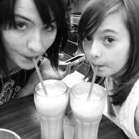 Photo taken at Highland Park Old-Fashioned Soda Fountain by David P. on 6/8/2013