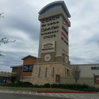 Photo taken at Houston Premium Outlets by Bruce S. on 3/10/2013