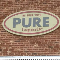 Photo taken at Pure Taqueria by Jader M. on 10/29/2012