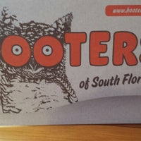 Photo taken at Hooters by Christopher G. on 7/17/2013