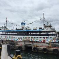 Photo taken at Ongiara ferry by Iain B. on 9/13/2015
