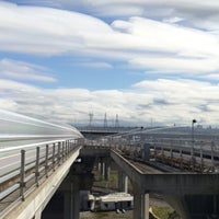 Photo taken at Bus 620 Tsawwassen Ferry/Bridgeport Express by B.C. O. on 4/28/2014