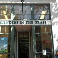 Photo taken at Blenders in the Grass by LB Chica on 10/7/2012