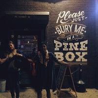 Photo taken at Pine Box Rock Shop by Calvin T. on 6/20/2013