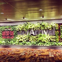 Photo taken at Terminal 1 Arrival Hall by dixson l. on 2/14/2013