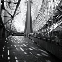 Photo taken at 東京国際フォーラム ガラス棟 by momonga t. on 10/12/2012