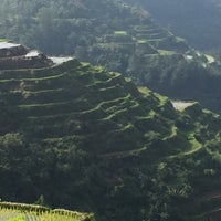 Photo taken at Banaue Rice Terraces Viewpoint by Ynna S. on 4/15/2016
