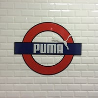 Photo taken at The PUMA Store by Caro S. on 4/20/2014