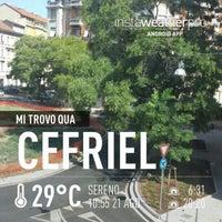 Photo taken at CEFRIEL by Gianluca (. on 8/21/2013