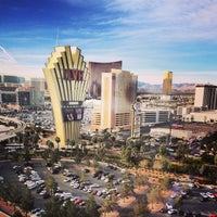 Photo taken at LVH - Las Vegas Hotel & Casino by David B. on 1/9/2013