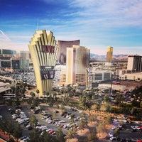 Photo taken at LVH - Las Vegas Hotel & Casino by David B. on 1/9/2013