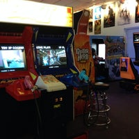 Photo taken at Diversions Game Room by Jennifer W. on 12/15/2013