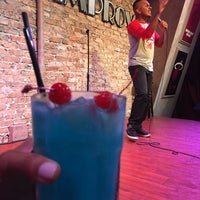 Photo taken at Improv Comedy Club by Rebeca P. on 8/18/2016