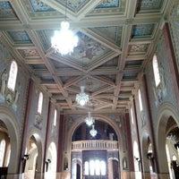 Photo taken at Igreja Matriz São Roque by Andrey K. on 12/21/2014