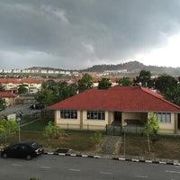 Photo taken at Sekolah Kebangsaan Seri Pristana by Muhamad S. on 2/26/2015