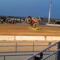 Photo taken at Antelope Valley Fairgrounds by Melissa on 5/12/2013