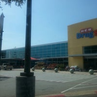 Photo taken at H-E-B by Mrs W. on 7/1/2013