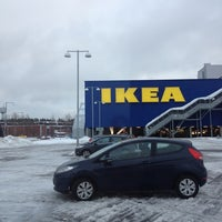 Photo taken at IKEA by Марина Л. on 1/3/2013