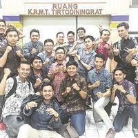 Photo taken at Universitas Airlangga (UNAIR) by Danica J. on 6/10/2016