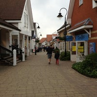 Photo taken at Freeport Designer Outlet Village by Phil P. on 6/1/2013
