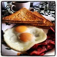 Photo taken at Gardenia Cafe by Bram L. on 2/28/2013