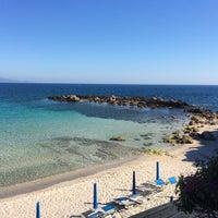 Photo taken at Hotel dei Pini Alghero by Adrien d. on 6/6/2014