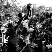 Photo taken at Gershwin Park by Stanley L. on 7/29/2013