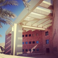 Photo taken at Texas A&M University at Qatar by Fatma A. on 11/28/2012