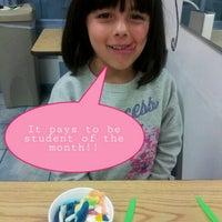Photo taken at Yo Yo's Frozen Yogurt by Manary V. on 4/13/2013