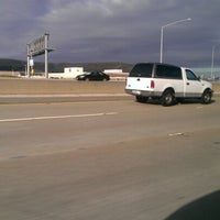 Photo taken at Gate 78A by Sharlani-Gilbert-Skye R. on 12/20/2012